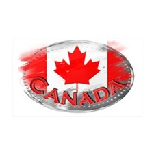Canada Decal Wall Sticker
