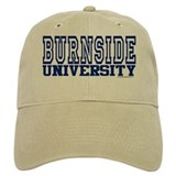 BURNSIDE University Baseball Cap