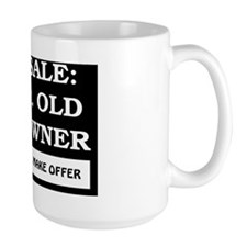For Sale 69 year old Birthday Ceramic Mugs
