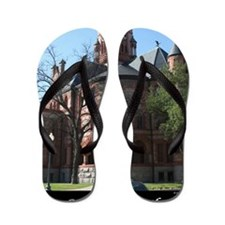 ellis-county-courthouse-poster Flip Flops