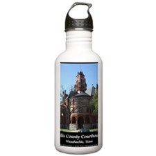 ellis-county-courthous Water Bottle