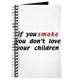 Cute Stop smoking Journal