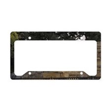 Print-14x6-MemUp License Plate Holder