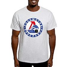Lokomotive round T-Shirt