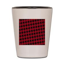 Crimson  Black_Big Shot Glass