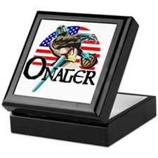 Onager Team USA - lg1 Keepsake Box