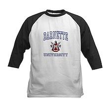 BARNETTE University Tee