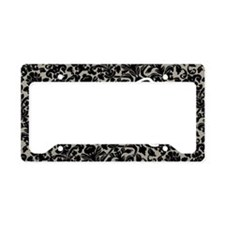 a_bags_monogram_07 License Plate Holder