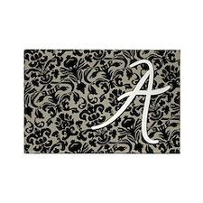 a_bags_monogram_07 Rectangle Magnet