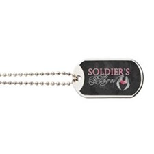 soldiers angel coin purse Dog Tags