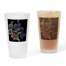 Hail to the King (25) Drinking Glass