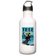 TELE big mtns Water Bottle