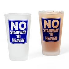 NoStairway Drinking Glass