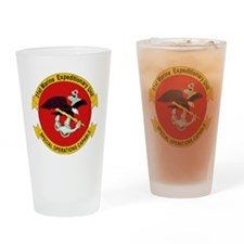 SSI-USMC-31ST MEU Drinking Glass