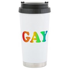 im not gay4 Stainless Steel Travel Mug