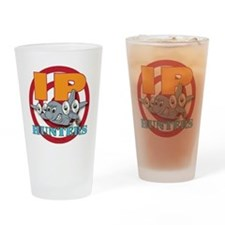 Mil 7 C130 IP Hunters copy Drinking Glass