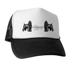bouvier rescue-mug Trucker Hat
