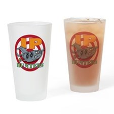 Mil 6 C17 IP Hunters  copy Drinking Glass