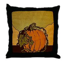 11x17_PumpkinPatch_BG02 Throw Pillow