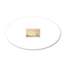 14.7x9.67_laptopSkin_sketchW 20x12 Oval Wall Decal