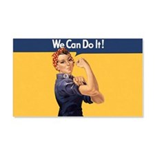 we-can-do-it-rosie_10x18h2 Wall Decal