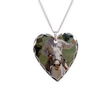 Reagan_on_horseback Necklace