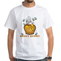 Honey Bunny White T-Shirt