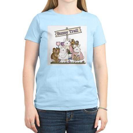 The Bunny Trail Women's Light T-Shirt