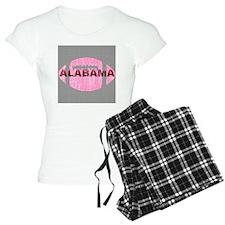 alabamafootball-pinkht Pajamas