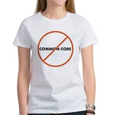 Stop common Core T-Shirt
