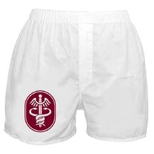 Army Medical Command - MEDCOM Boxer Shorts