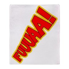 FUA_Wt Throw Blanket