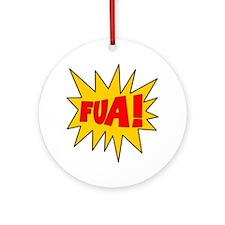 FUA_Wt2 Round Ornament