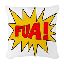 FUA_Wt2 Woven Throw Pillow