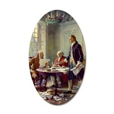 Signing_of_Declaration_of_In Wall Decal