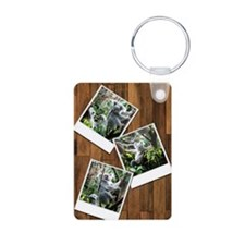 personalizable instant Keychains