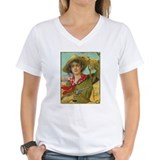 Cool Vintage Cowgirl Shirt