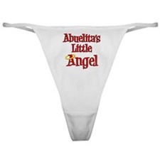 Abuelitas Little Angel Classic Thong