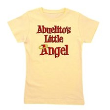 Abuelitos Little Angel Girl's Tee