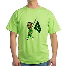 3D Pakistan T-Shirt