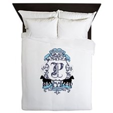 Mariahs Promise Animal Sanctuary Crest Queen Duvet