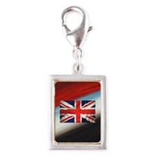 national-bird-bag Silver Portrait Charm