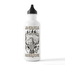E Pluribus Unum 2 Water Bottle