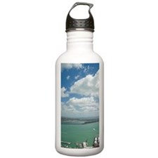 View of Waitemata Harb Water Bottle