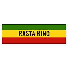 Rasta Gear Shop Rastaman Bumper Bumper Sticker