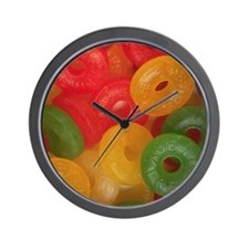 life savers Wall Clock