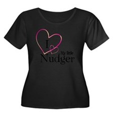 twilight Women's Plus Size Dark Scoop Neck T-Shirt