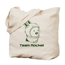 team-rocket-transparent Tote Bag
