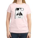 Teddy Roosevelt Women's Light T-Shirt