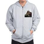 SEATTLE SLEW Zip Hoodie